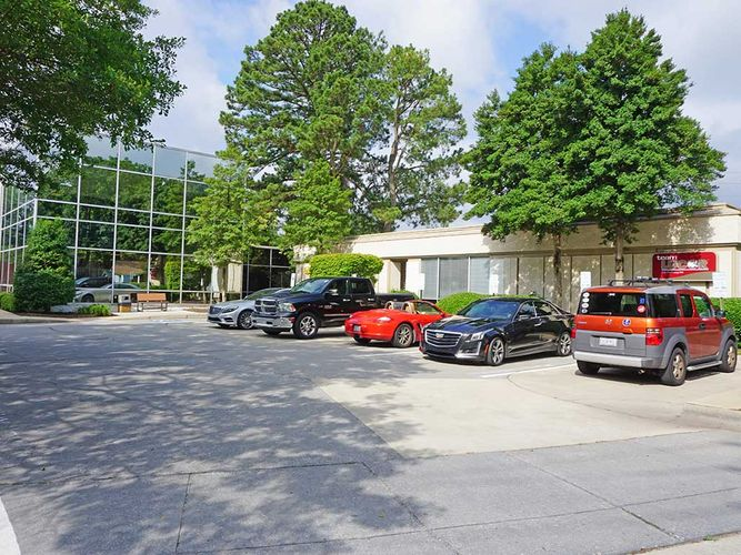 790 Pershing Rd (Raleigh Office)